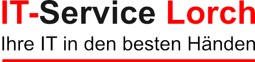 PC Service Lorch Logo